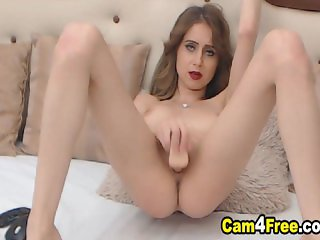 Ex Wife Got Show On Cam Solo