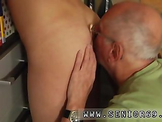 Young dildo and blonde and brunette lesbian