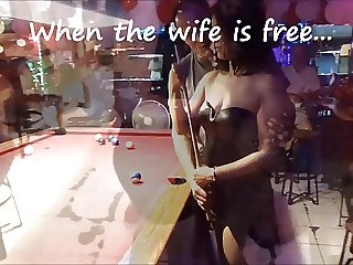 Bargirl For a Day (Cheating Thai Wife)