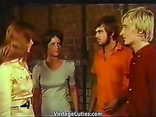 Disastrous Tryouts for Fucking Hot Teen Girls (Vintage)