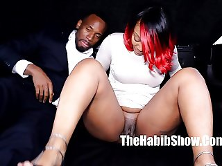 jovan jordan thick red bangng in the pickup fuckfest