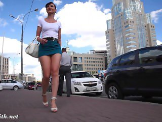 Jeny Smith - UpSkirt (prt2)