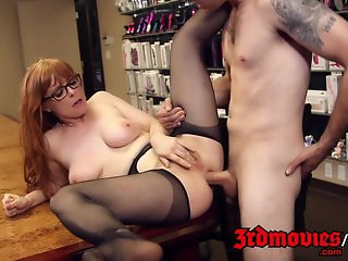 Penny Pax Takes Anal Fuck
