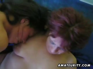 Amateur homemade ffm threesome  1fuckdatecom
