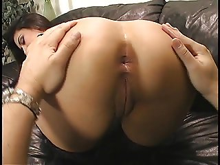 Sexy ass penetrated by hard cock
