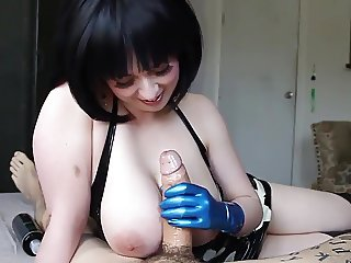 Stepbrother's Handjob Denial