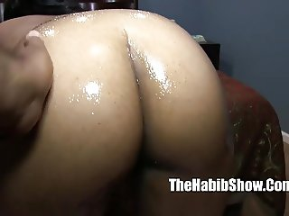 daisy red thick phat booty banged by fat hairy paki