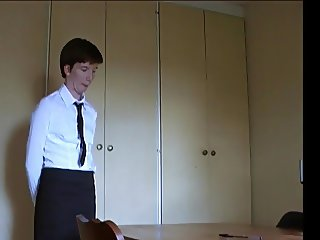 STP Pretty Teen Gets Harsh Discipline !