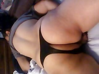 Rican Wife plays with creampie until she cums Enjoy Comment