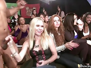 Year End Blowjob Party