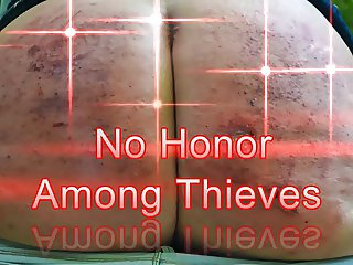 No Honor Among Thieves - Spanking