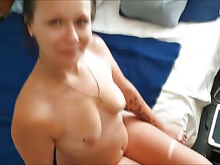 carmen fucks on camera