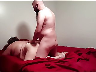 BBW Wife getting Pussy licked, and Fucked