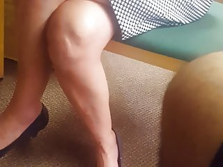 Sexy legs and feet