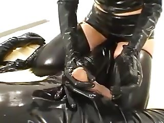 cock treatment in full rubber