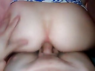 anal young rider POV