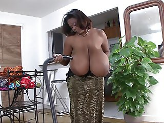 Miosotis biggest natural black boobs of all time.