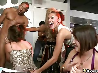 Bachelorette Blowjob Party