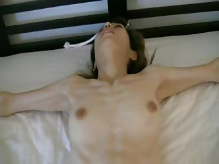 Asian Slave Bound And Fucked With Toy