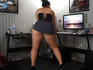 Pawg - ass shaking compilation