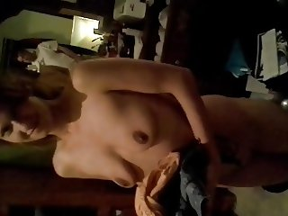Slave Teen stripping & exposed