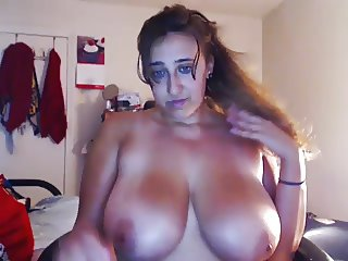 Chubby Teen With Big Melons