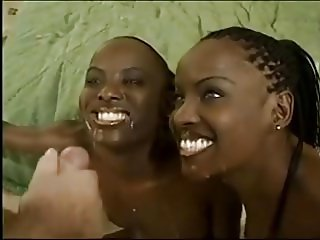 gorgeous black women fucking white men 16