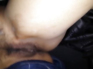Indian Girl Fucked Inside Car Hot Sex wid Moan