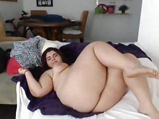 Beautiful plump fat ass