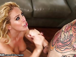 Cherie DeVille Throats and Teases
