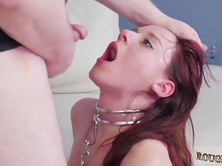 Twins bdsm and rough dp strap on Your
