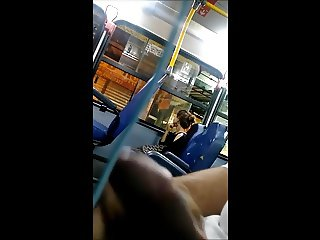 Masturbation in bus 11