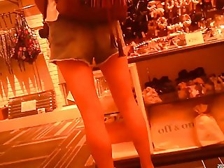 candid legs 2of2