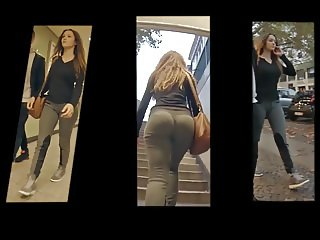 Pawg with bubble butt