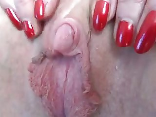 Big Clit And Meaty Pussy Lips
