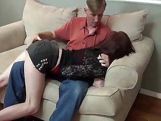 STP4 She's So Horny For Uncles Cock !