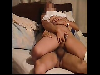 MY HOTWIFE ENJOYS THE COCK - MI ESPOSA GOZA LA VERGA