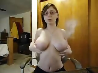 Shyloh - Busty-Teen dance with Big Tits
