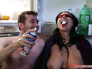 Found Her In My Fridge So I Fucked her In It