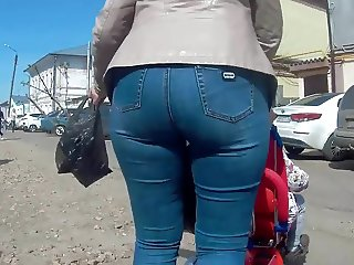 Big ass mommy in jenas