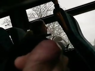 Public bus flash and cum
