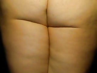 bbw mature ass and pussy