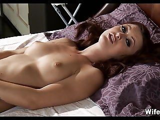 Skinny Young Wife