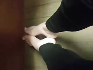 Friend Foot Tease2