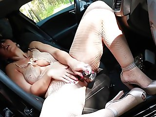 solo in the car