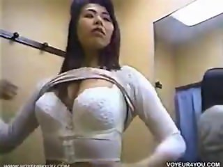 Underwear enthusiast   big boobs spy cam