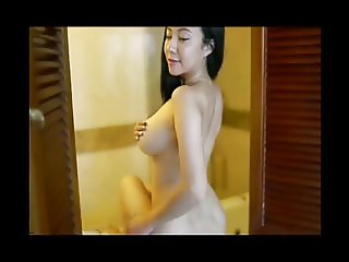 Hot Chinese Model Tease 2