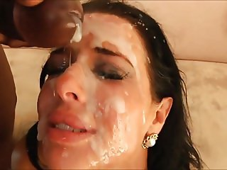 Jerk Off Thunder - Facial Compilation Vol. 1