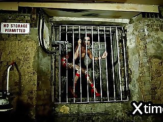 girls in the the prison of bondage and sex 02