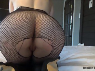 Busty Young Mom Training - I'm A Good Leashed Slut Let Me Taste My Creampie